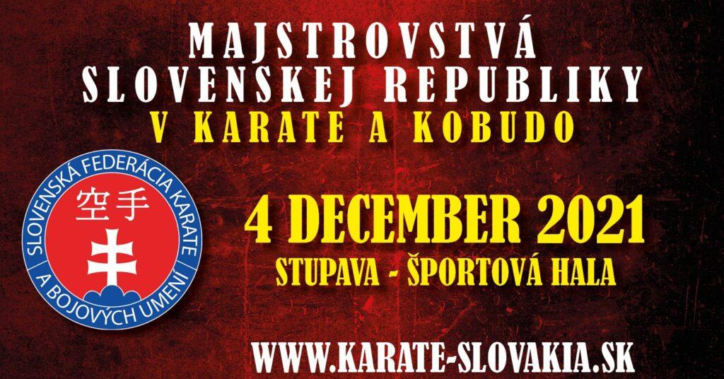 Majstrovstvá Slovenskej republiky 2021